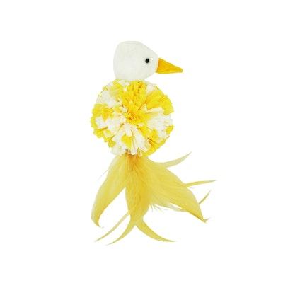 PURROOM Catnip Cat Toy - Chick In Yellow Skirt