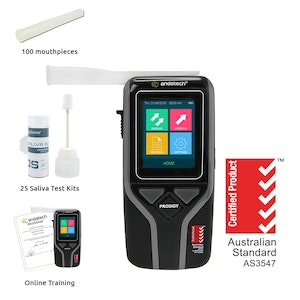 Andatech Prodigy S Alcohol And Drug Testing Kit Combo