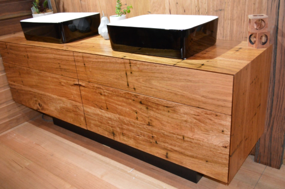 floating timber vanity custom bathroom vanities for sale in