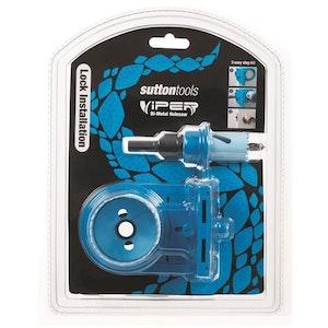 Sutton Viper 5 Piece Lock Installation Kit