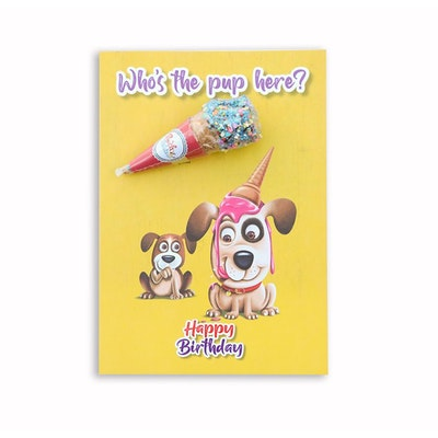 Pooch Treats Who's The Pup Here? Gift Card