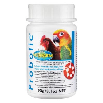 Vetafarm Probotic Pet Probiotic - 5 Sizes