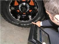 Tyre numbers check against load capacity