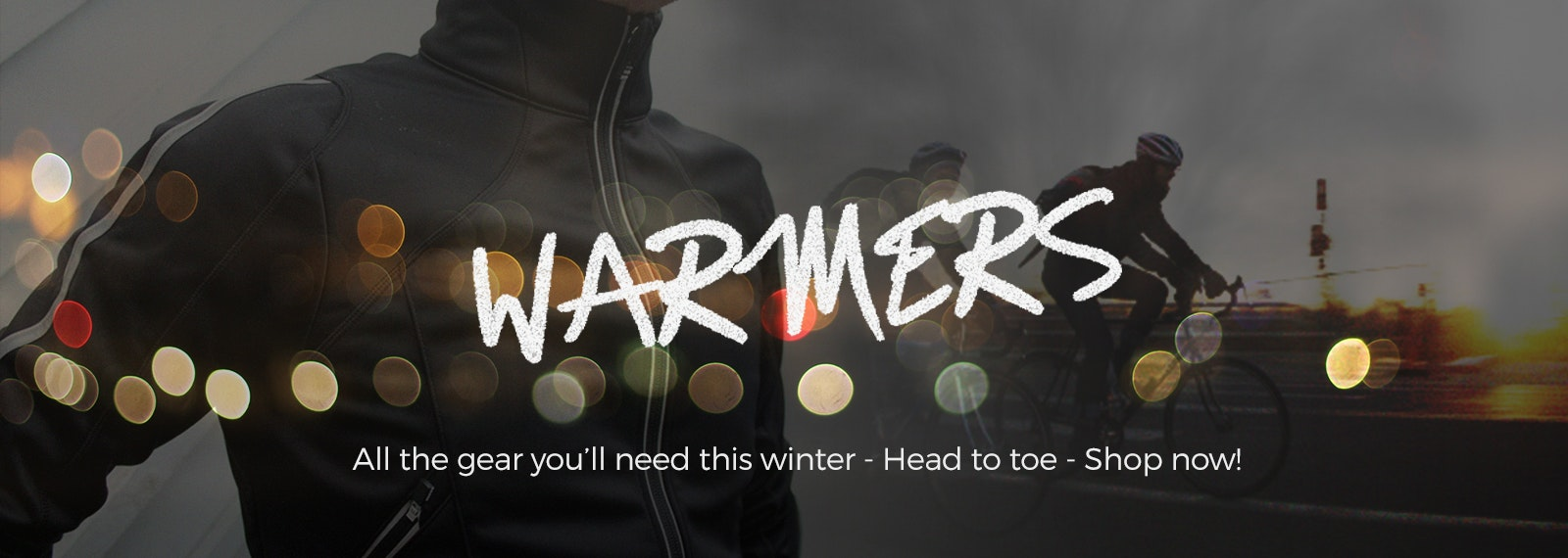 All the gear you'll need this winter