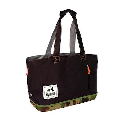 Ibiyaya Colour Play Pet Carrier Camouflage