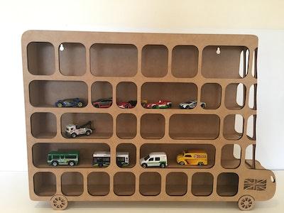 Bus Shelf - Toy Storage Large