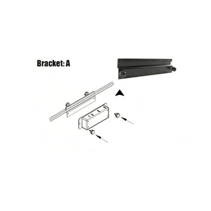MotoBatt Charger Rear Bracket For MB-CH12B