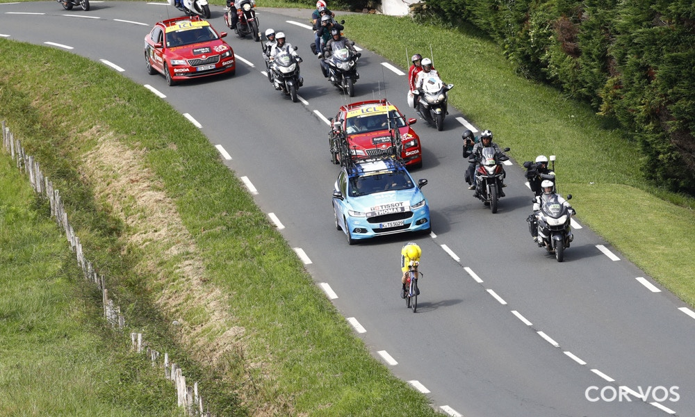 Tour de France 2018 Race Report: Stage Twenty