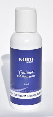 Nuru Beauty Radiant Exfoliating Gel