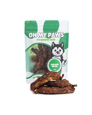 Oh My Paws Chicken Necks