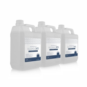 Regal by Anh Hoang 70% Isopropyl Alcohol (Rubbing Alcohol) - (15 Litre) - (3 x 5L)