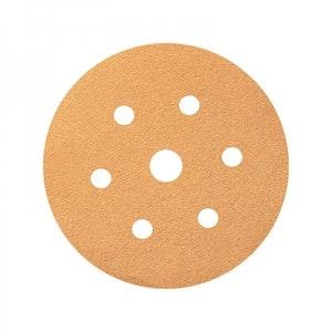Smirdex Velcro Discs 7 Hole 150mm - Packs of 100