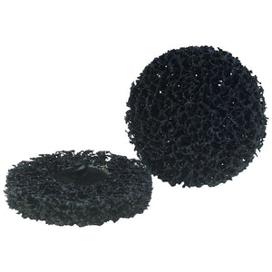 """Black Clean """"N"""" Strip Discs - 2 Sizes Available"""