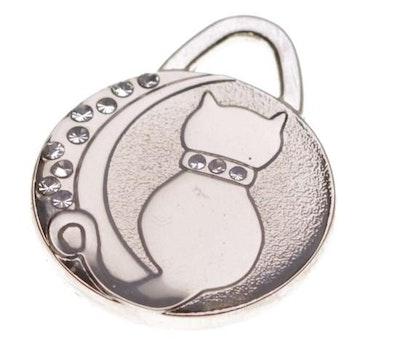 Hamish McBeth Mini Moon Cat Pet ID Tag