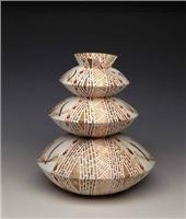 Pottery by local artist Colleen Urlich