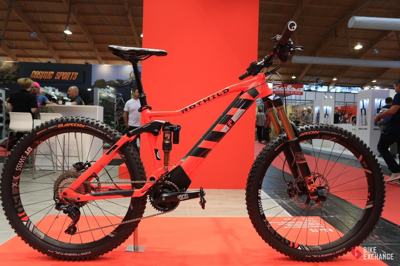 Rotwild E-Bikes 2017: Neue Trail- und Enduro-E-Bikes mit Brose Antrieb