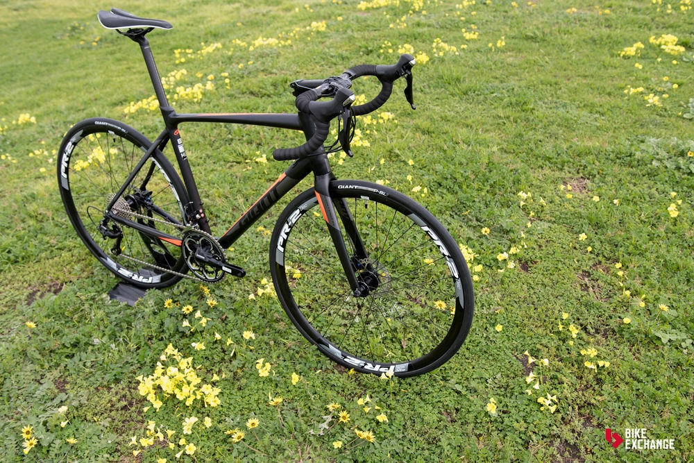 fullpage Giant Contend SL 1 Disc Review 2017 BikeExchange 12