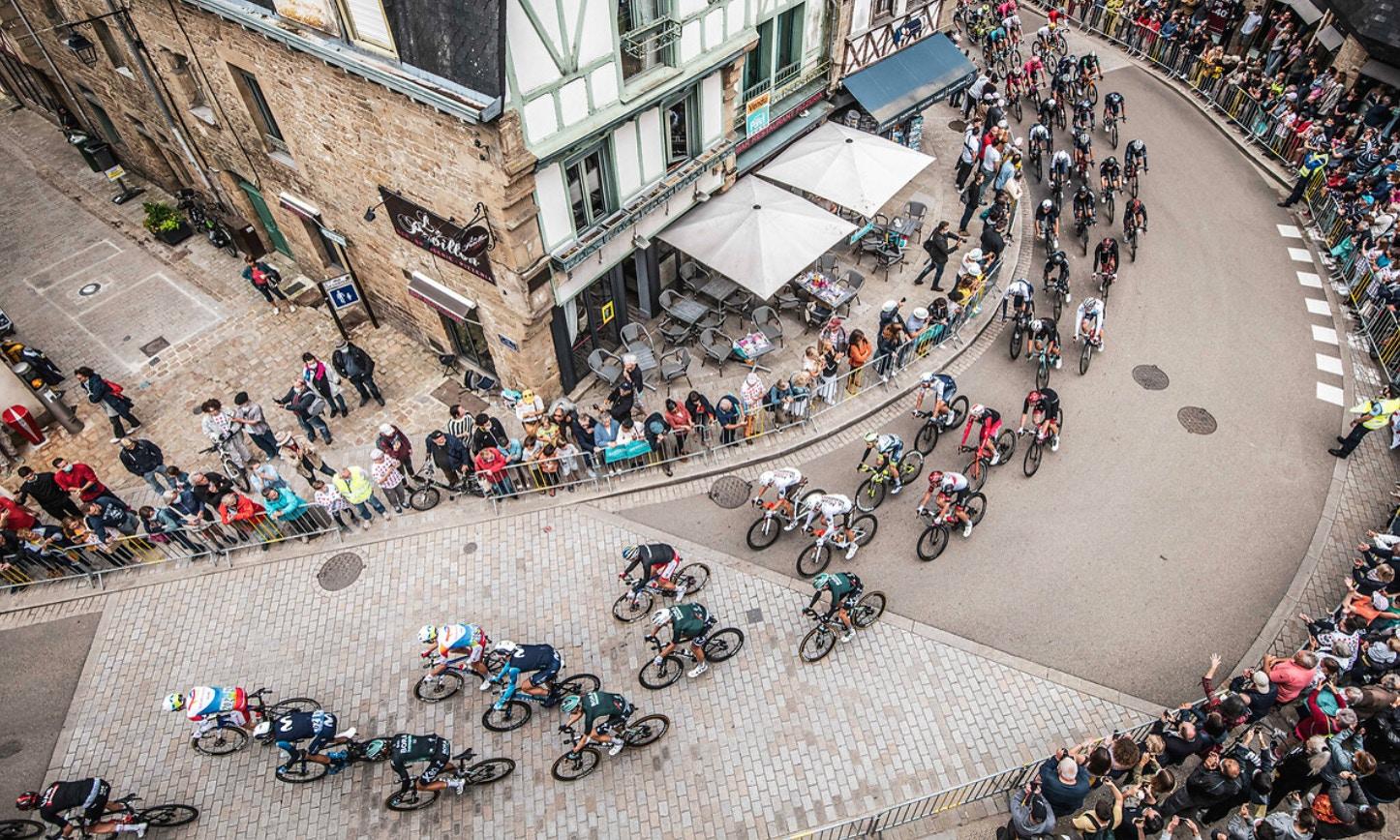 Tour de France 2021: samenvatting van de derde etappe