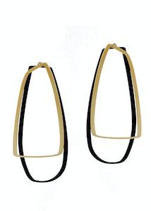 X2 Large Stud Earrings