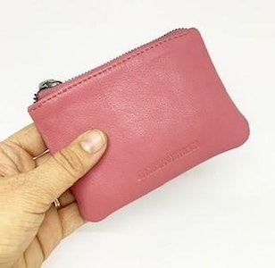 STICKS AND STONES NICE PINK WALLET