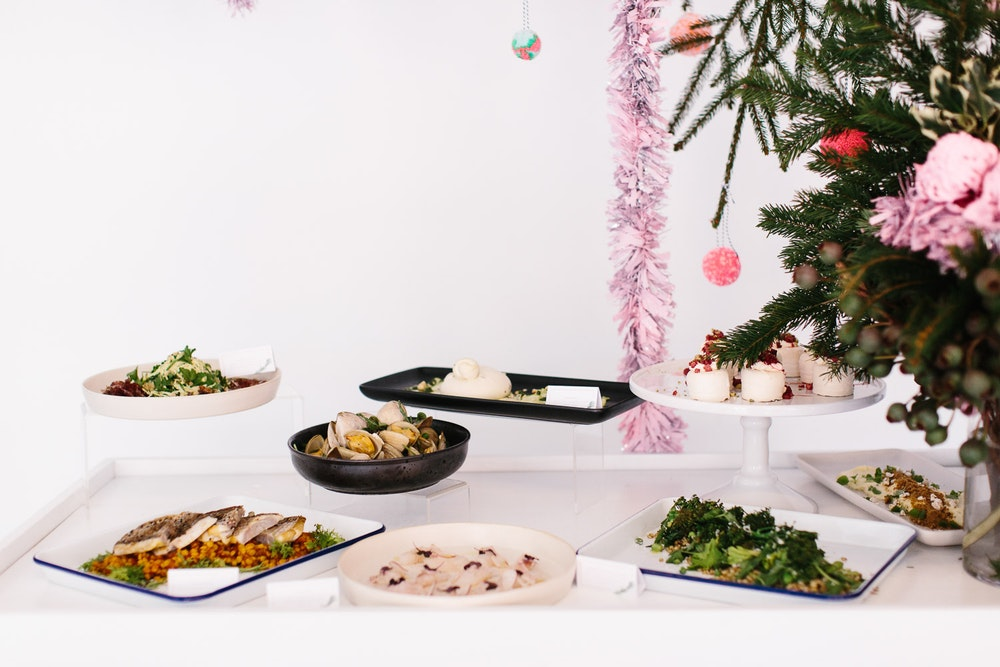 LENZO Christmas Four Side Events Catering