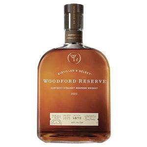 Woodford Reserve Kentucky Straight Bourbon Whiskey 700mL