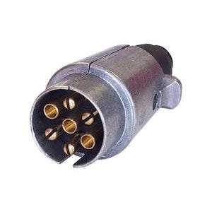 Trail-Link U-Connect 7 Pin DIN Plug Metal