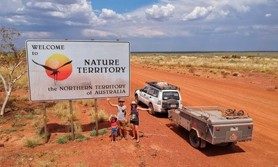 The Tanami Track - Adventures in Outback Australia