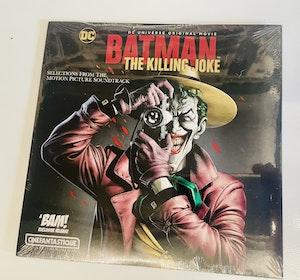 Batman The Killing Joke Vinyl Record