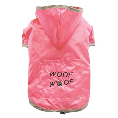 DoggyDolly THICK DOG - Dry Dog Hoody Pink