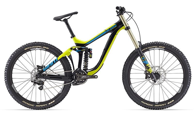 "Glory Advanced 27.5 1, 27.5"" Dual Suspension MTB Bikes"