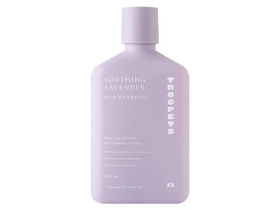 Troopets Soothing Lavender Dog Shampoo
