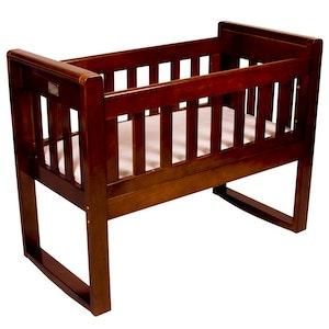 Babyhood Zimbali Cradle, Bassinet and Rocking Seat