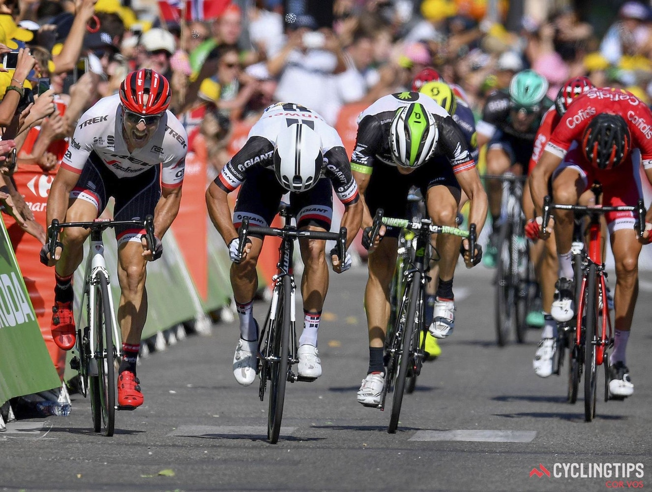 Tour de France 2017: Stage Sixteen Race Recap