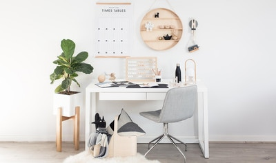 Creating a productive workspace for your child
