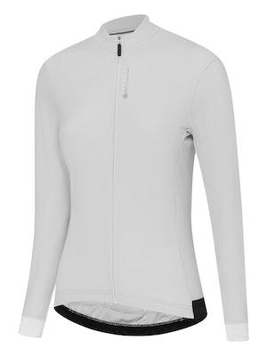 Attaquer Womens Race Long Sleeved Jersey Grey