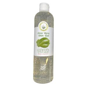 Aloe Vera Australia Skin Hair Gel Skincare 375g
