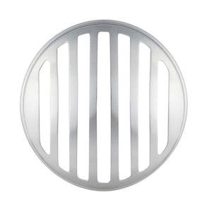 Headight Metal Prison Bar Grill - Chrome