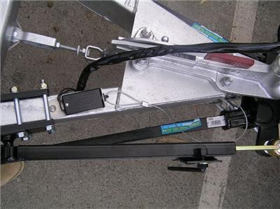 hook up weight distribution hitch