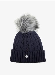 PSOS Knitted Hat - Samantha Deep Sapphire