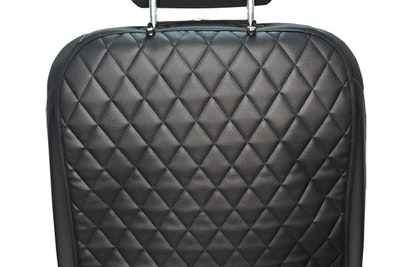 Diamond Kick Mat - Black