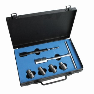Diesel Injector Seat Cutter Set