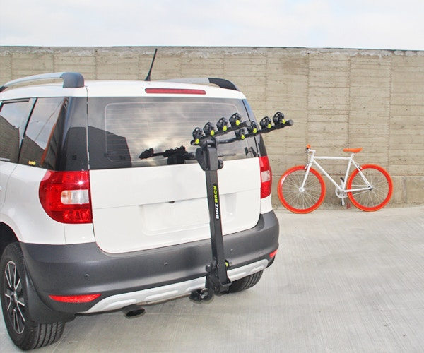 Buzz Rack Moose Ball 3 Bike Rack, Tow Ball Racks