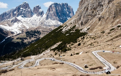 Bildergalerie: Highlights der Giro d'Italia 2016