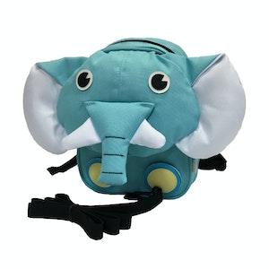 BibiLand BibiKids Small Harness Back Pack with lead - ELEPHANT