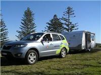 Willing Hyundai shows poise as GoSee takes Slippery When Wet coastal touring route