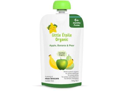 Max Biocare Apple, Banana & Pear