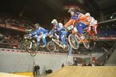 BMX Supercross soars in South Australia