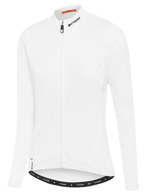 Attaquer Womens A-Line Winter Jersey White