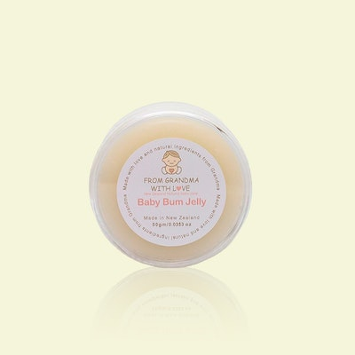 On Chic Baby Clothes From Grandma with Love Baby Barrier Cream